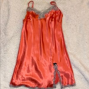 Lace silky camisole